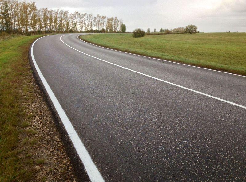 Твердое покрытие дороги: это