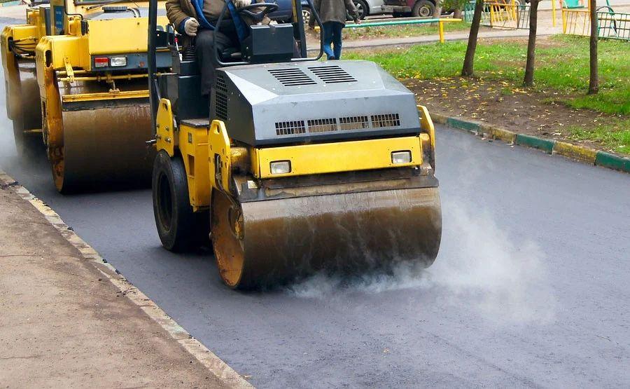 Материалы используемые при дорожном строительстве в городе